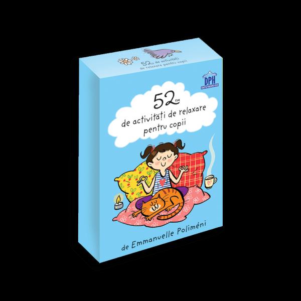 52 de Activitati de relaxare pentru copii 0
