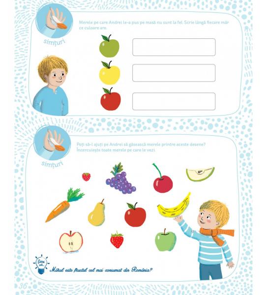 Caietul meu de activitati Montessori 4