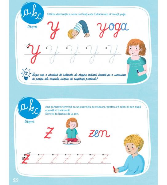 Caietul meu de activitati Montessori 3