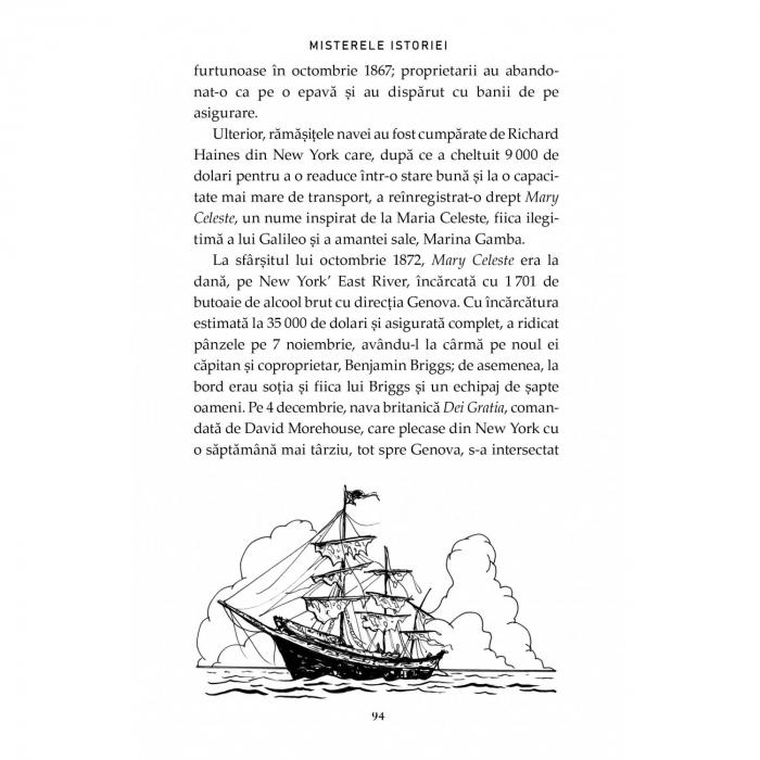 Misterele istoriei: Adevarul despre miturile din trecutul nostru 3