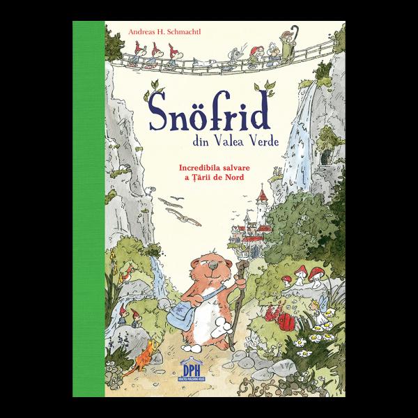 Snofrid din Valea verde: Incredibila salvare a tarii de nord - Vol. 1 0