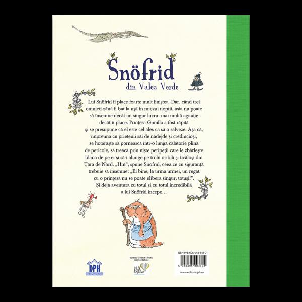 Snofrid din Valea verde: Incredibila salvare a tarii de nord - Vol. 1 1