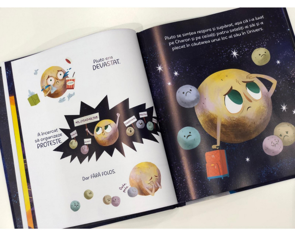Unde-i locul lui Pluto? 3