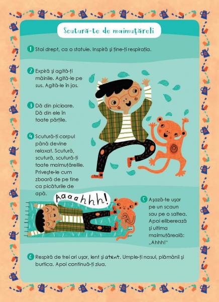 Mindfulness pentru copii: 50 de exercitii de constientizare pentru intelegere, concentrare si calm [7]