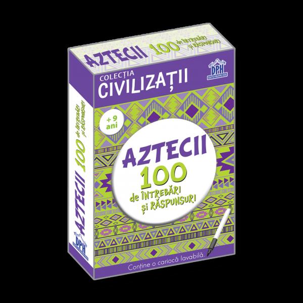 Aztecii - 100 de intrebari si raspunsuri 0