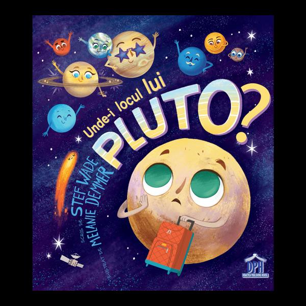 Unde-i locul lui Pluto? 0