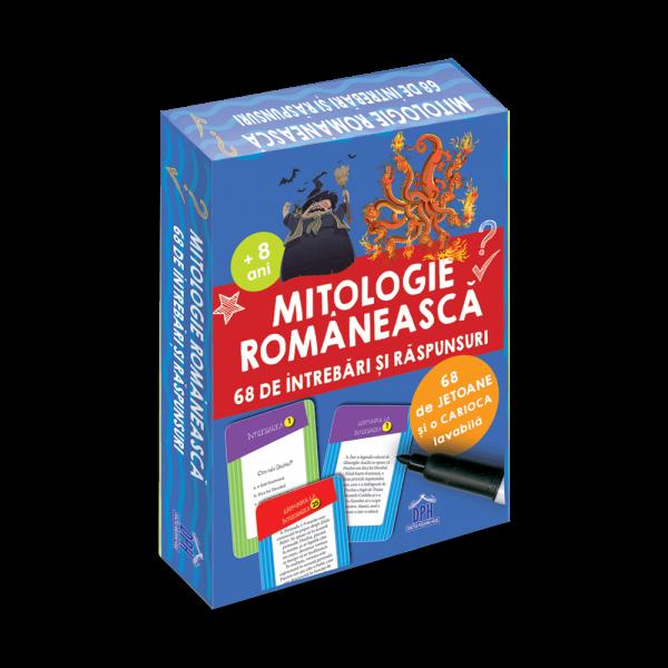 Mitologie romaneasca: 68 de intrebari si raspunsuri 0