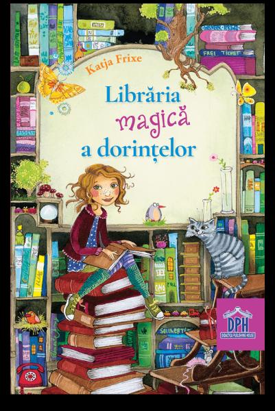 Libraria magica a dorintelor [0]