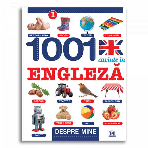 Despre mine - 1001 cuvinte în Engleză 0