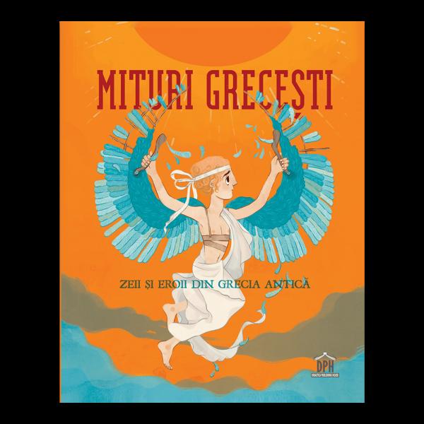 Mituri Grecesti - Zeii si Eroii din Grecia Antica 0