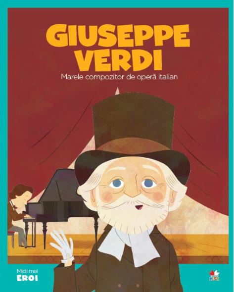 Giuseppe Verdi.MICII EROI 0