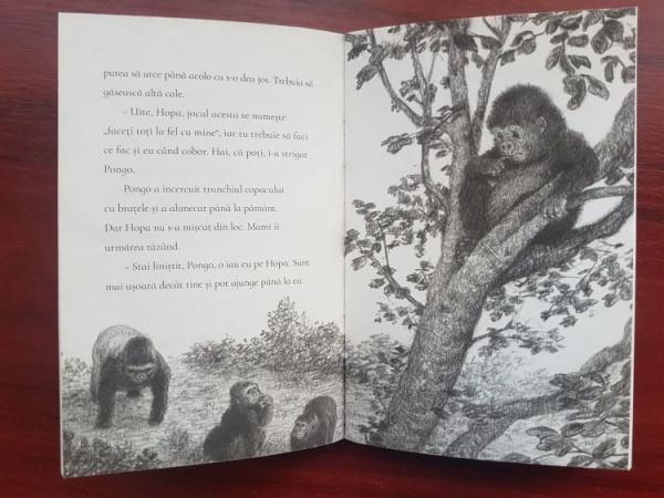 Gorila care voia să se facă mare 1