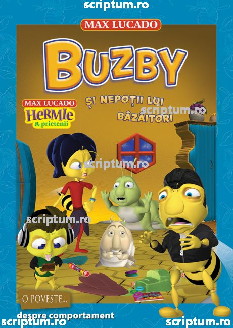 Buzby si nepotii lui Bazaitori-seria Hermie [0]