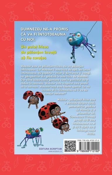 Webster - păianjenul fricos (seria Hermie) 7