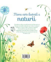 Marea carte ilustrata a naturii (Usborne) 1