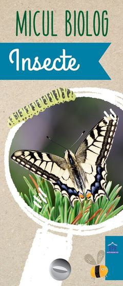 Micul biolog - Insecte (jetoane) 0