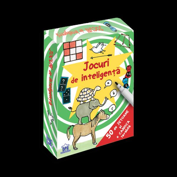 Jocuri de inteligenta - 50 de jetoane 0