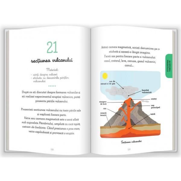 65 de activități Montessori pentru copiii de 6-12 ani. Volumul 1: Universul, Sistemul Solar și Pământul 3