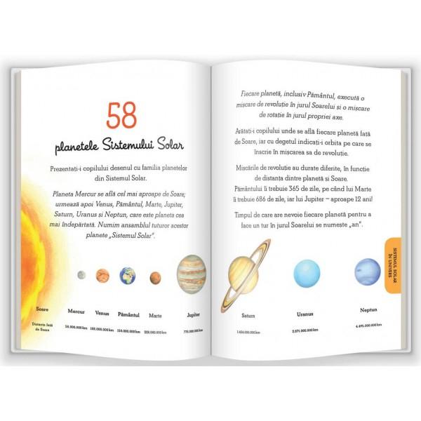 65 de activități Montessori pentru copiii de 6-12 ani. Volumul 1: Universul, Sistemul Solar și Pământul 1