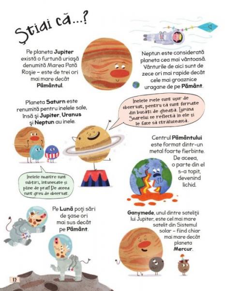 Intrebari si raspunsuri istete despre sistemul solar [2]
