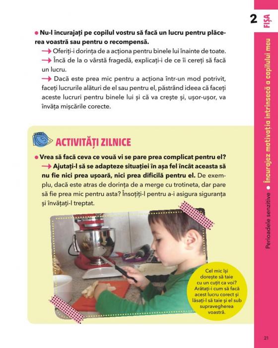 Invat cum sa invat: Montessori acasa in 35 de fise - fise scurte si usor de aplicat [4]