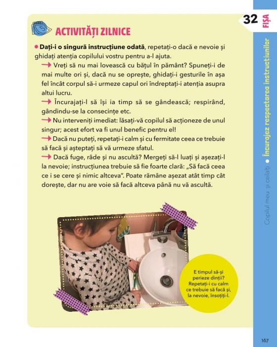 Invat cum sa invat: Montessori acasa in 35 de fise - fise scurte si usor de aplicat [7]