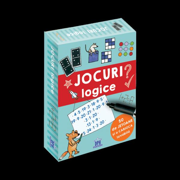 Jocuri logice-50 de jetoane 0