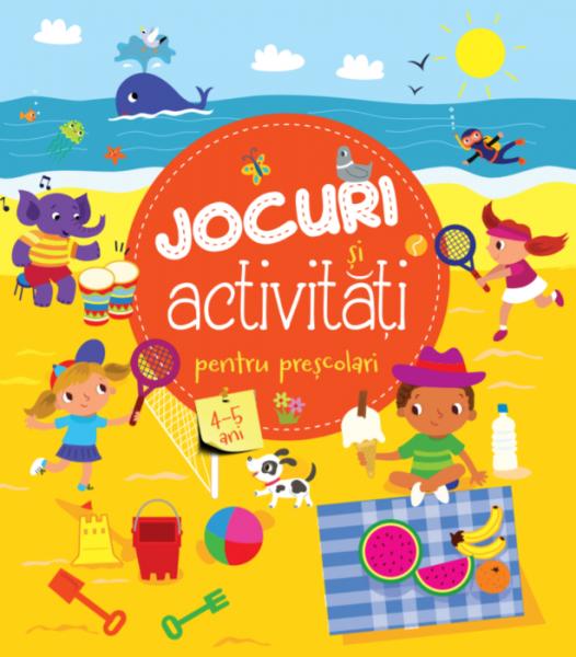 Jocuri și activitati pentru prescolari (4-5 ani) [0]