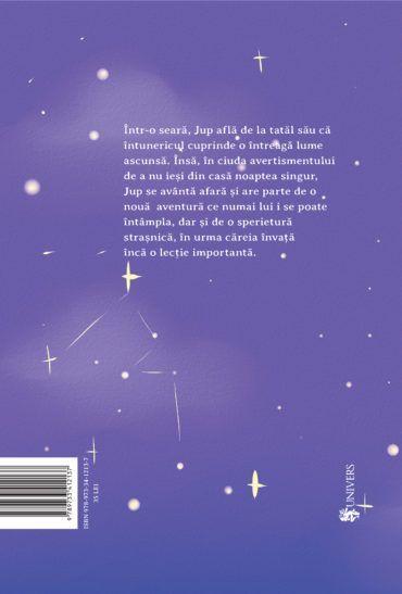 Jup, un pisoi de soi – volumul VIII – Jup și secretele nopții 1