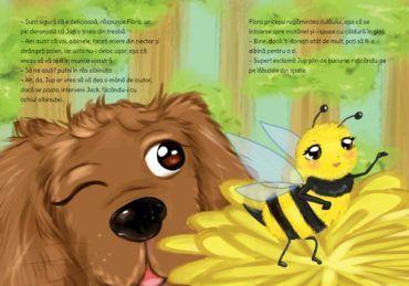 Jup, un pisoi de soi – volumul VII – La cules de polen 3