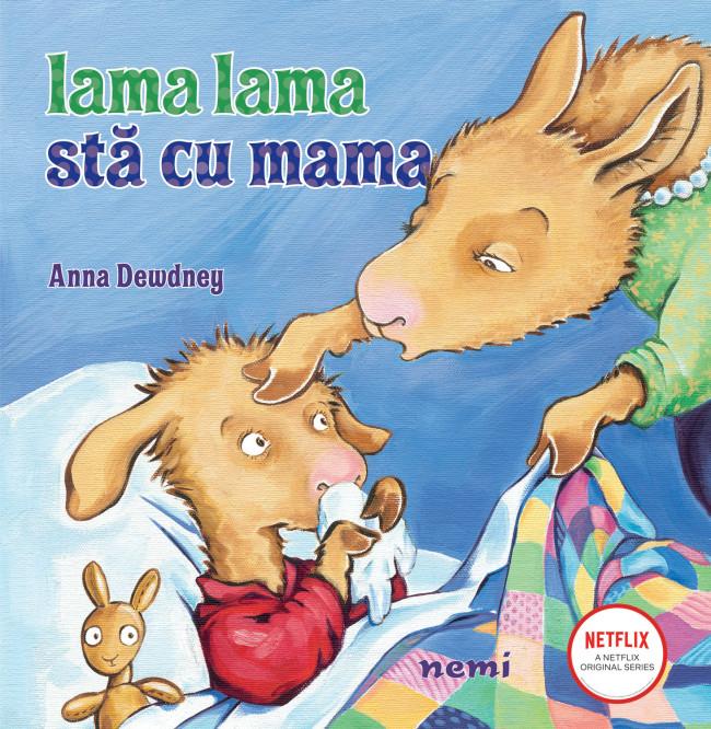 Lama lama stă cu mama 0
