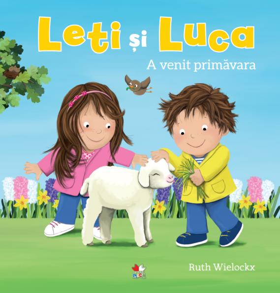 Leti și Luca. A venit primavara 0
