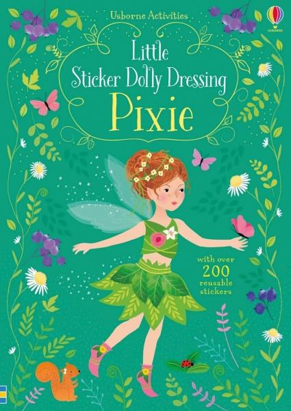 Little Sticker Dolly Dressing - Pixie 0