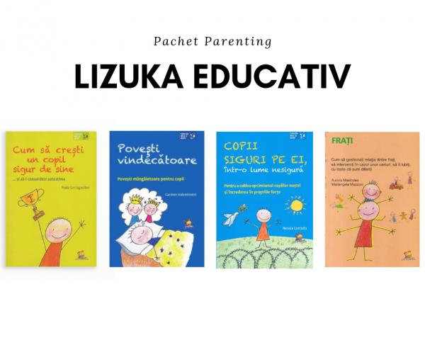 Pachet Parenting Lizuka Educativ 0
