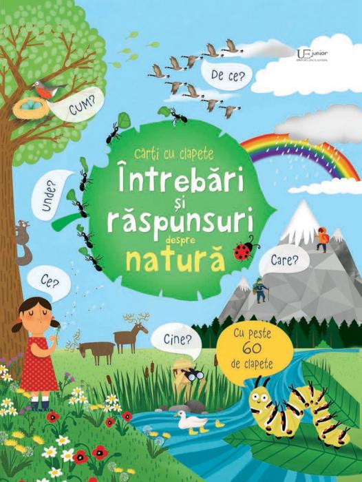 Intrebari si raspunsuri despre natura (Usborne) 0