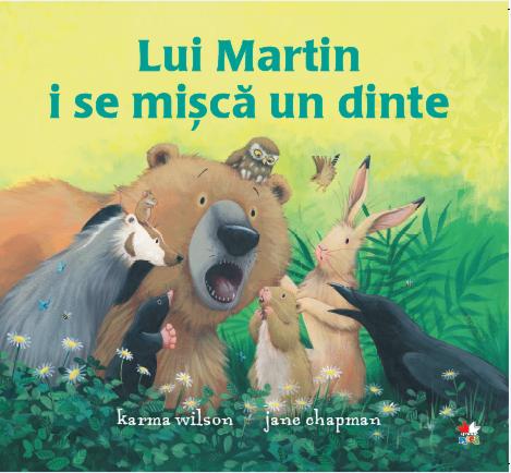 Lui Martin i se mișcă un dinte 0