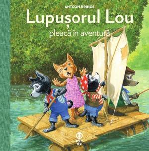 Lupușorul Lou pleacă în aventură 0