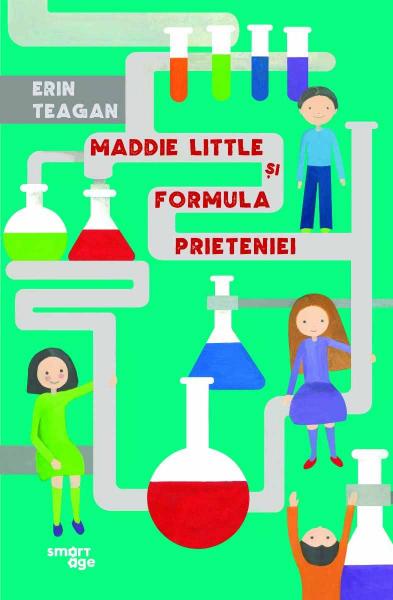 Maddie Little și formula prieteniei 0