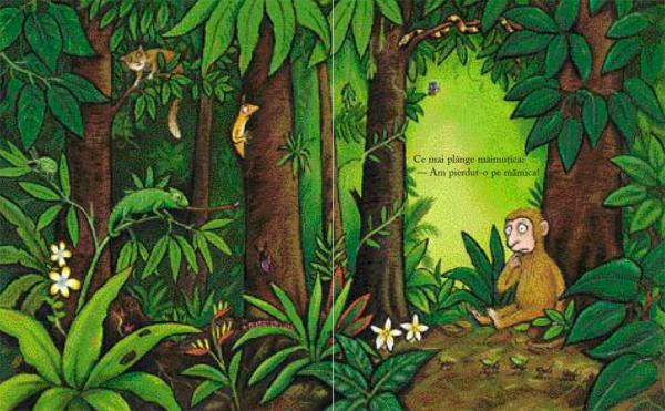 Maimuțica Bramburica 1