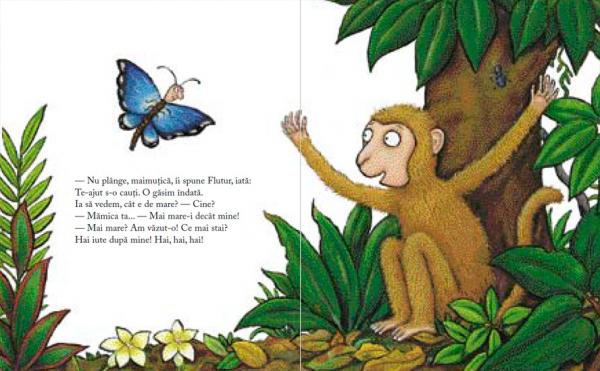 Maimuțica Bramburica 2