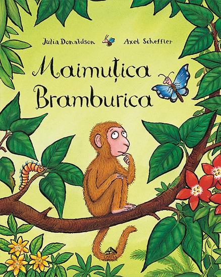 Maimuțica Bramburica 0