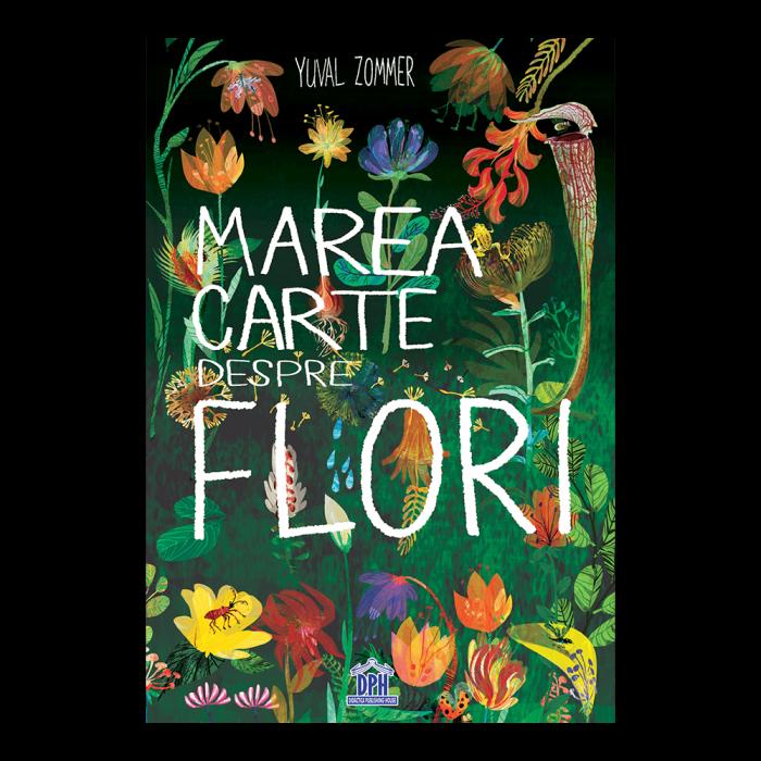 Marea carte despre flori 0