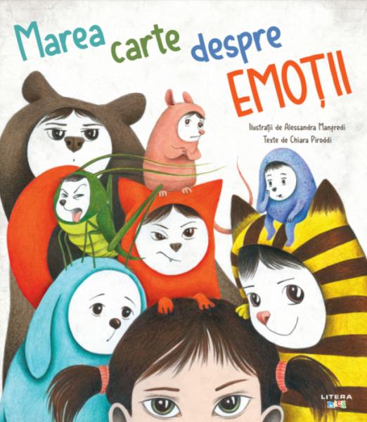 Marea carte despre emotii 0