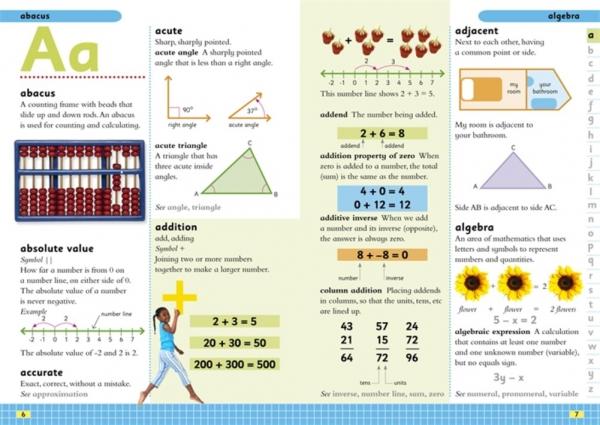 Carol Vorderman's Maths Dictionary 2