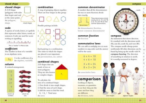 Carol Vorderman's Maths Dictionary 3