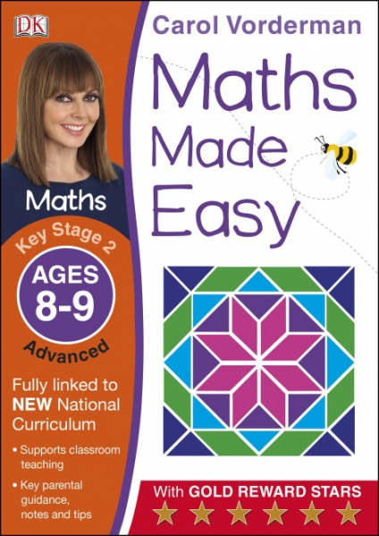 Maths Made Easy Ages 8-9 Key Stage 2 Advanced [0]