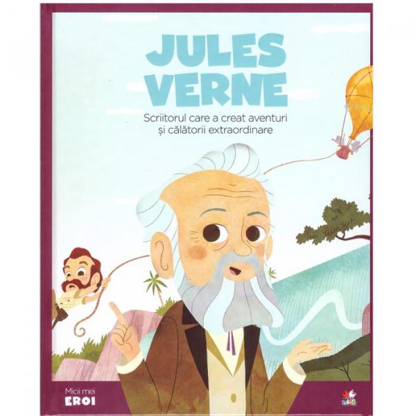 Jules Verne - Scriitorul care a creat aventuri și călătorii extraordinare 0