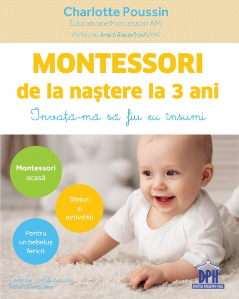 Montessori de la naștere la 3 ani 0