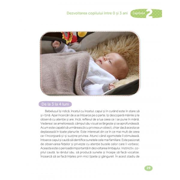 Montessori de la naștere la 3 ani 6