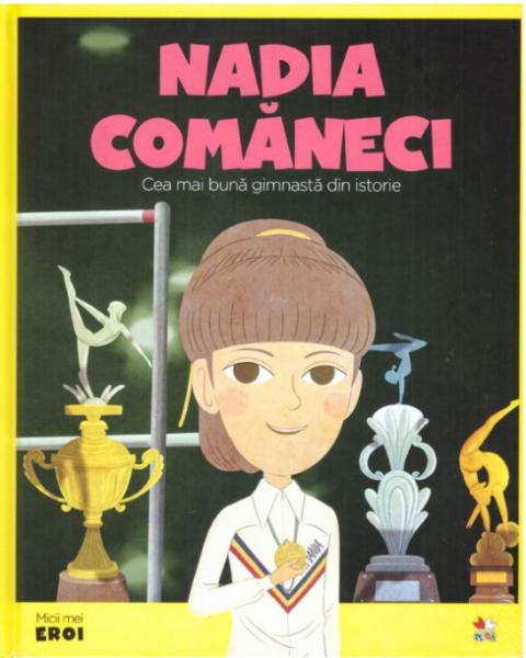 Nadia Comăneci 0